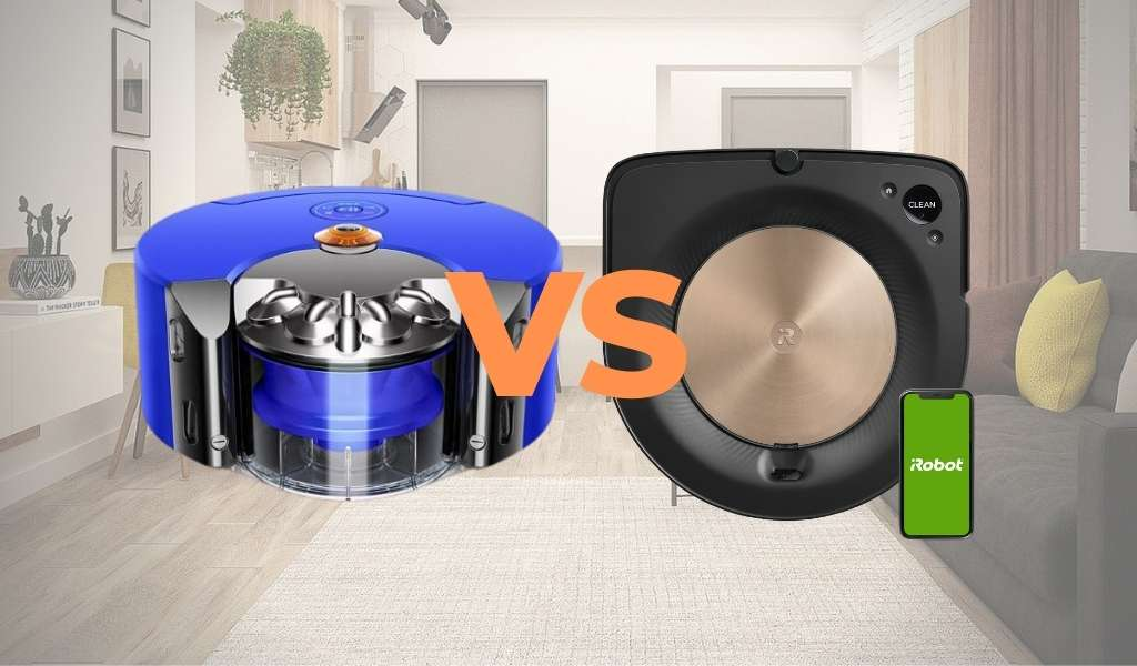 You are currently viewing Dyson 360 Heurist vs Roomba S9 [Side-by-Side Comparison]