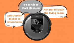 Read more about the article 109 Best Roomba Name Ideas