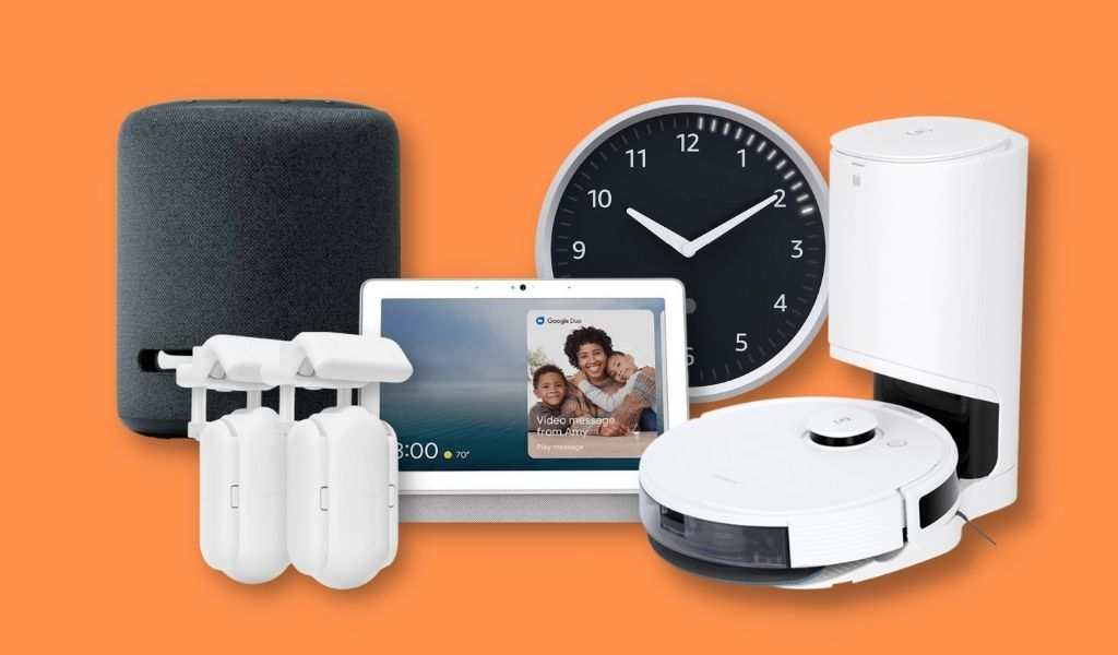 27 Smart Home Gift Ideas from £5 to £500 [UK Guide]